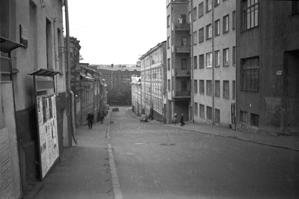 743237 3-й Неглинный переулок Сергей Бессмертный