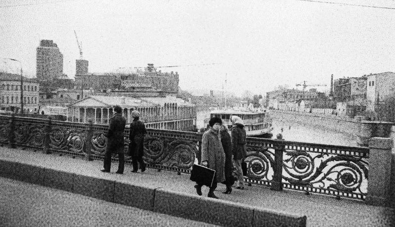 1952 Малый Каменный мост Дмитрий Гейтс 80