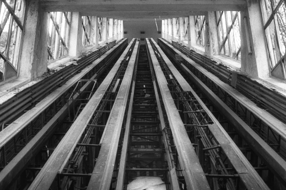 801055 Эскалаторная галерея