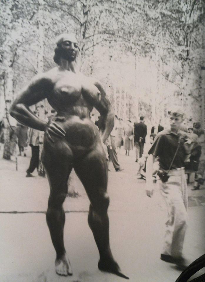 800528 Американская выставка в Москве