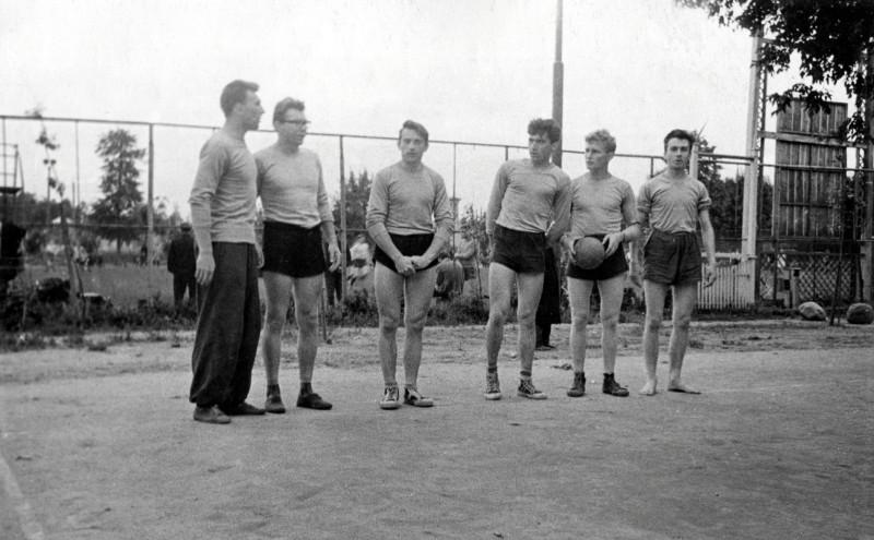 Спортсмены ушедшего века