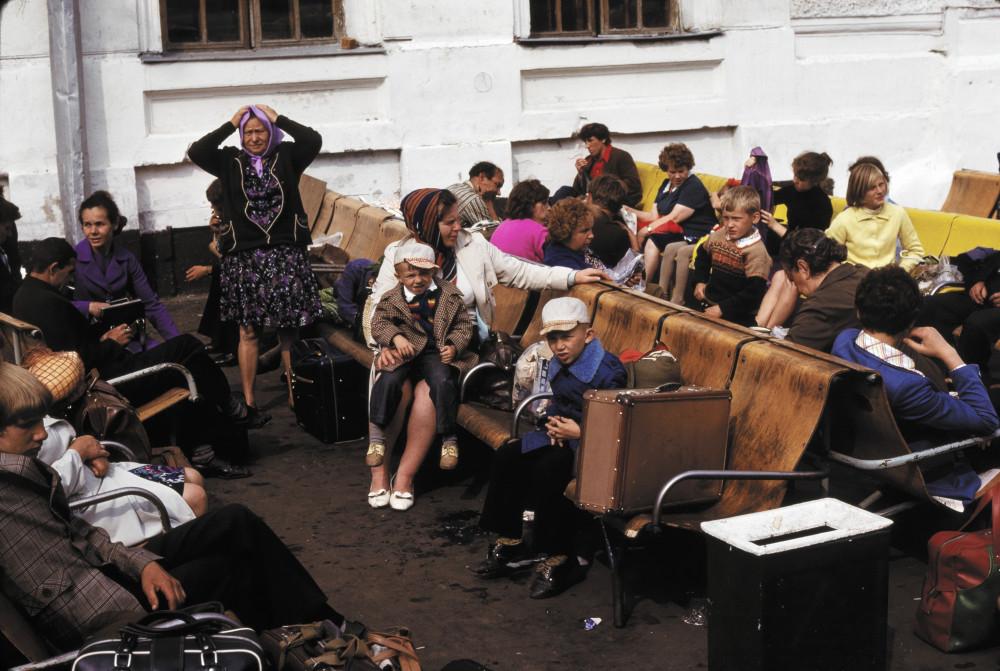 415518 Ярославский вокзал