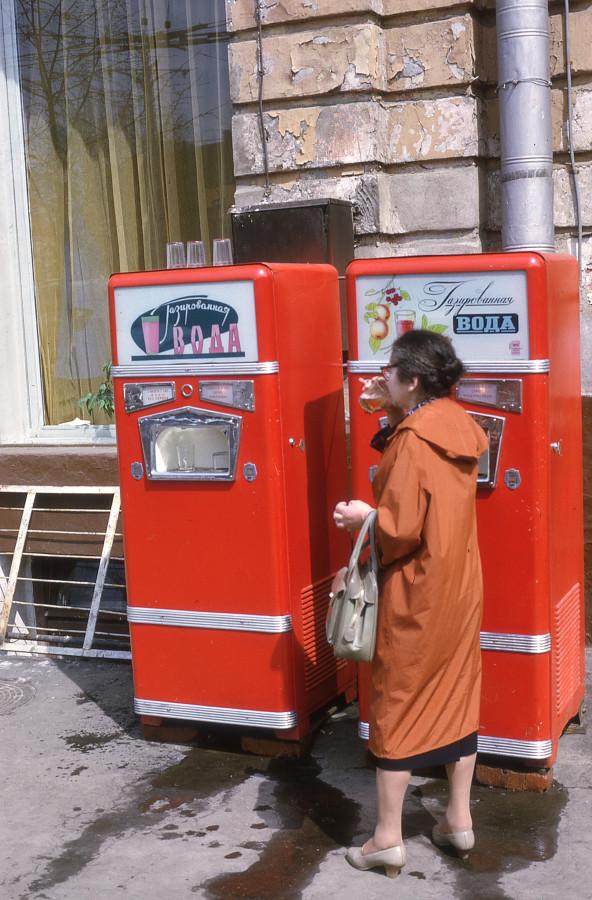 Немного Москвы 1965 года Prichard, Неглинная, улица, Гоголевский, бульвар, гостиницы, Метрополь, Полевой