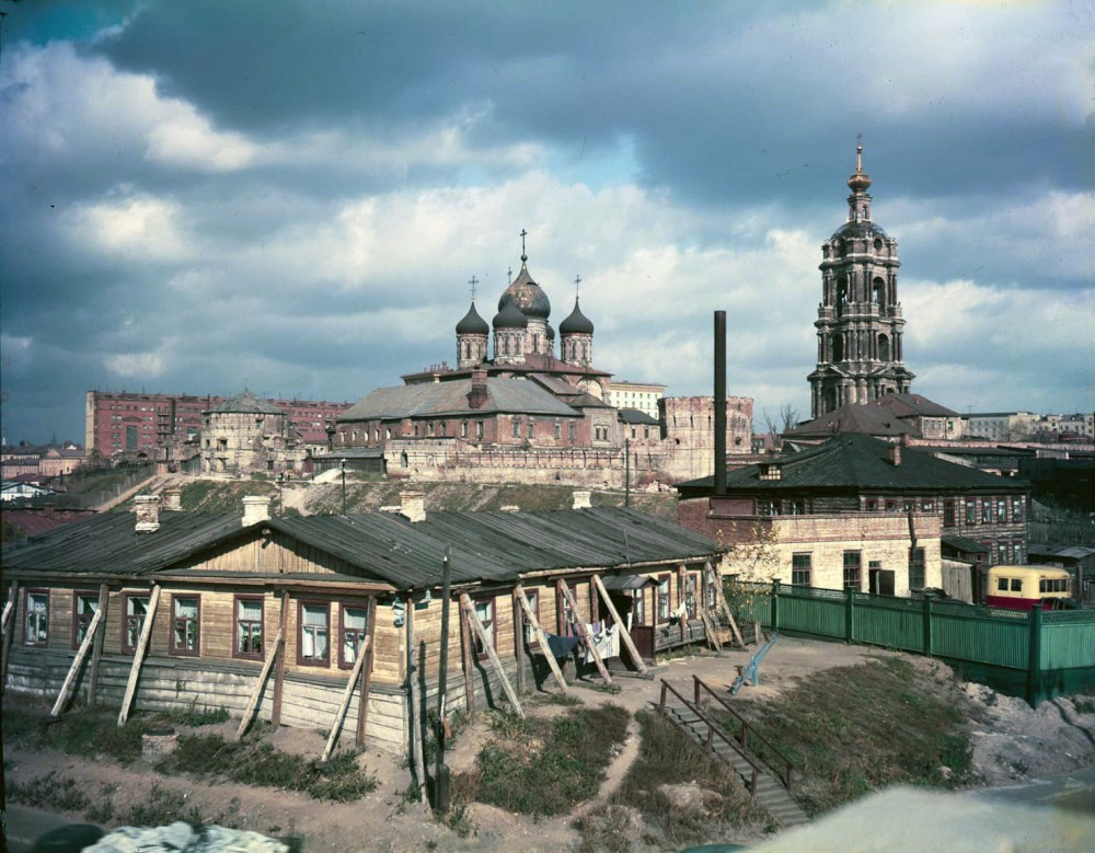 805409 Новоспасский монастырь