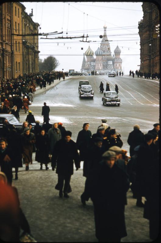 Где-то в центре Москвы