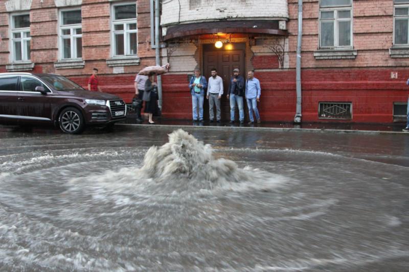 Фонтан в Подколокольном