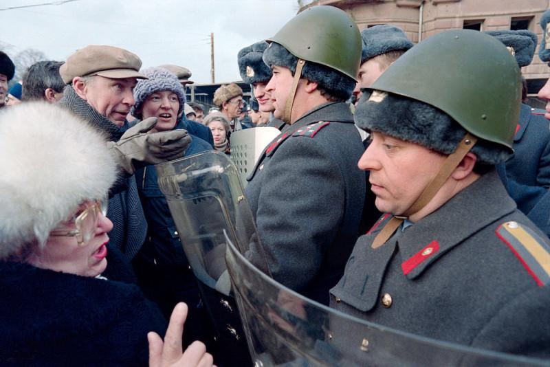 808479 Во время митинга на Пушкинской