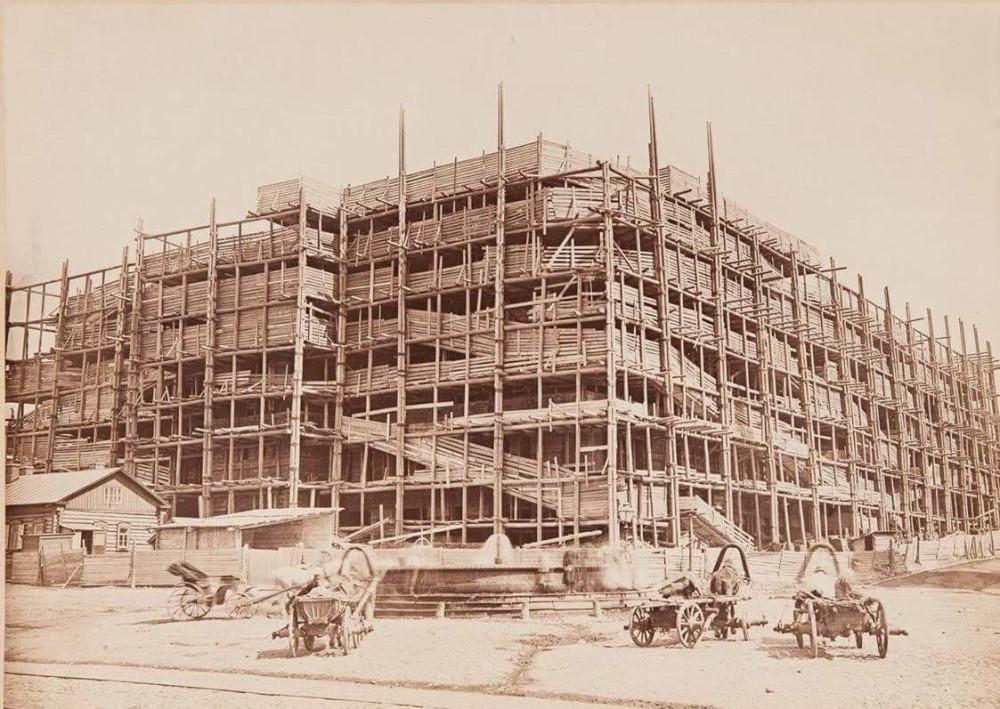 810412 Строительство Исторического музея