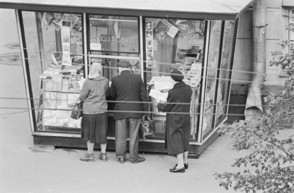 810187 Вид из окна на Кутузовский проспект