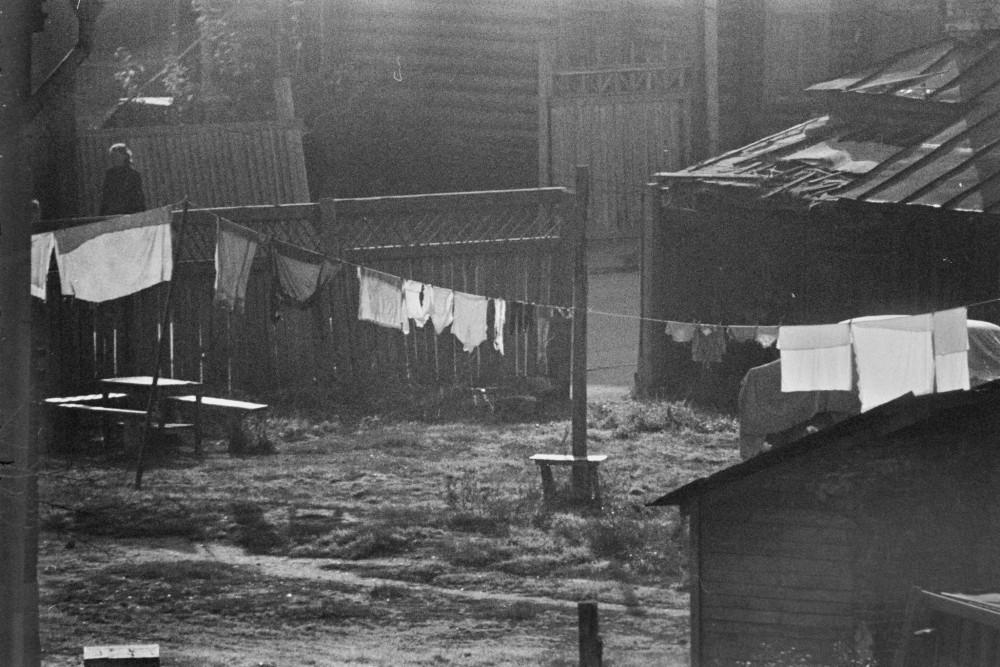 809820 Вид из окна дома №7 по Кутузовскому проспекту