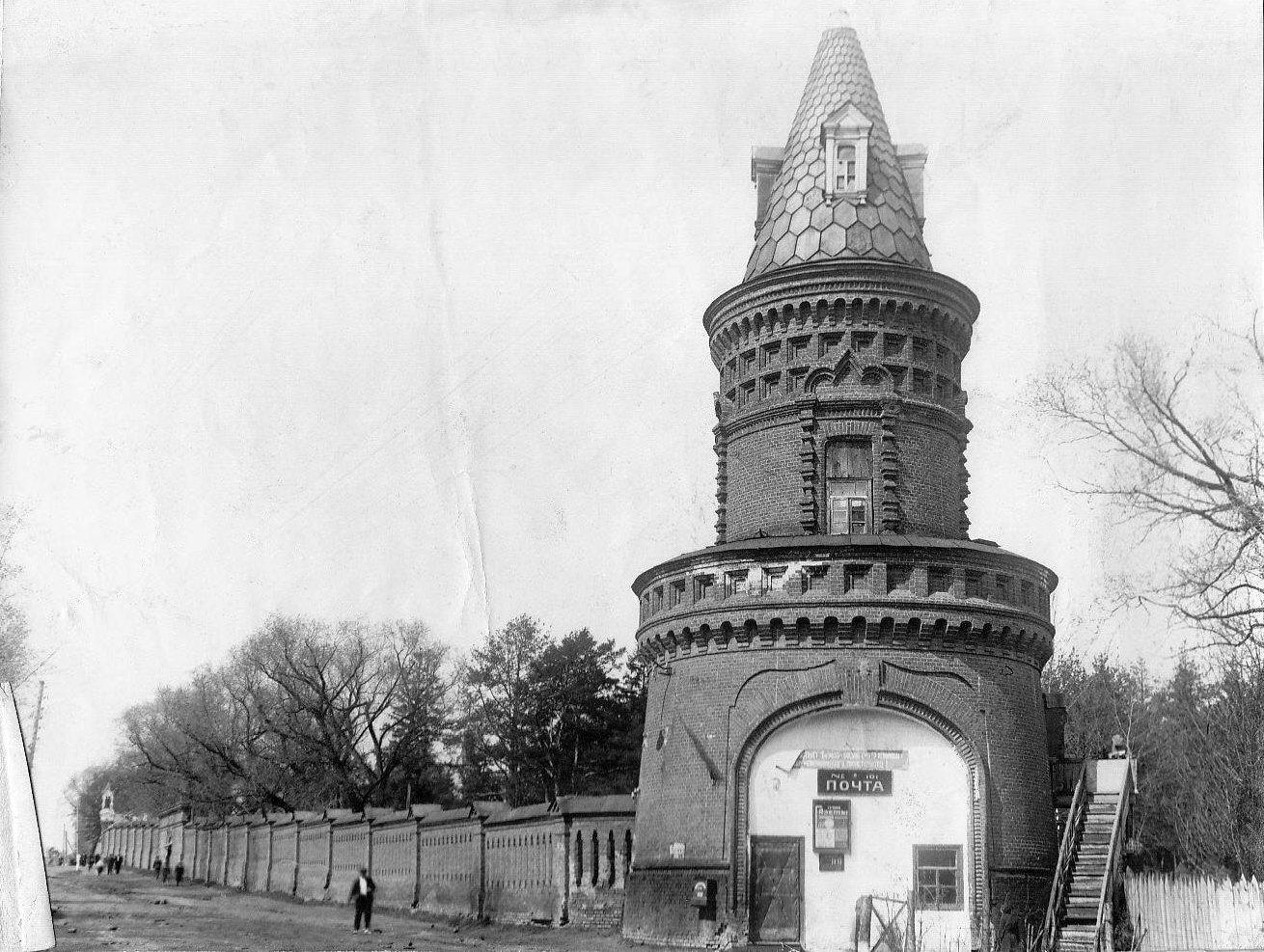 811445 Северная башня усадьбы Покровское–Стрешнево