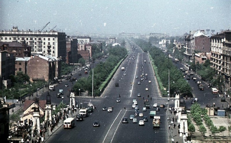 Москва 1952