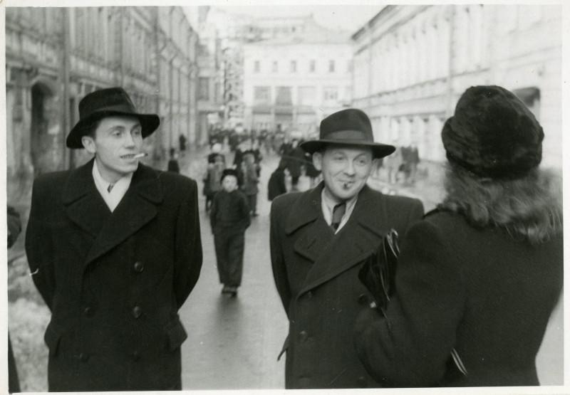 Метросексуалы советской эпохи