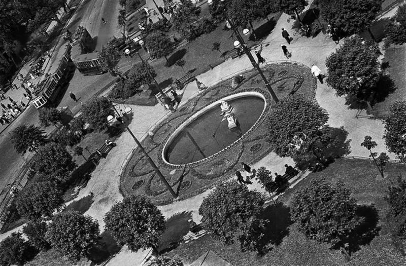 Сквер на Садовом кольце