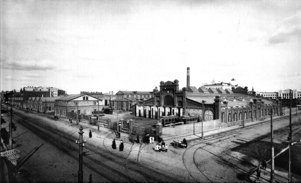 3978 Миусский парк городских железных дорог