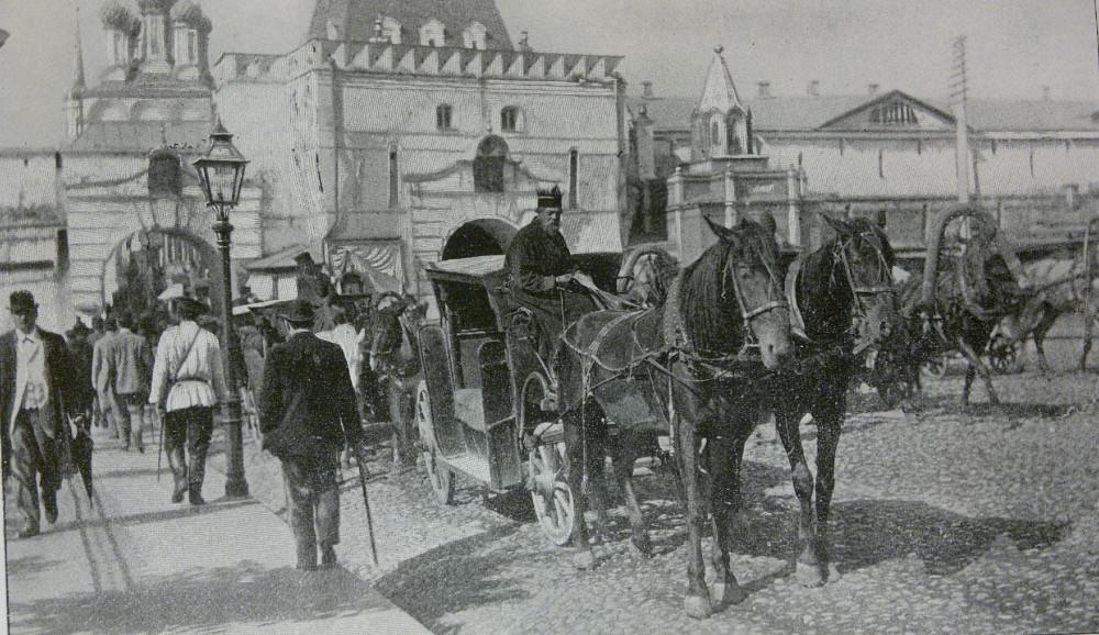 86763 Ильинские ворота