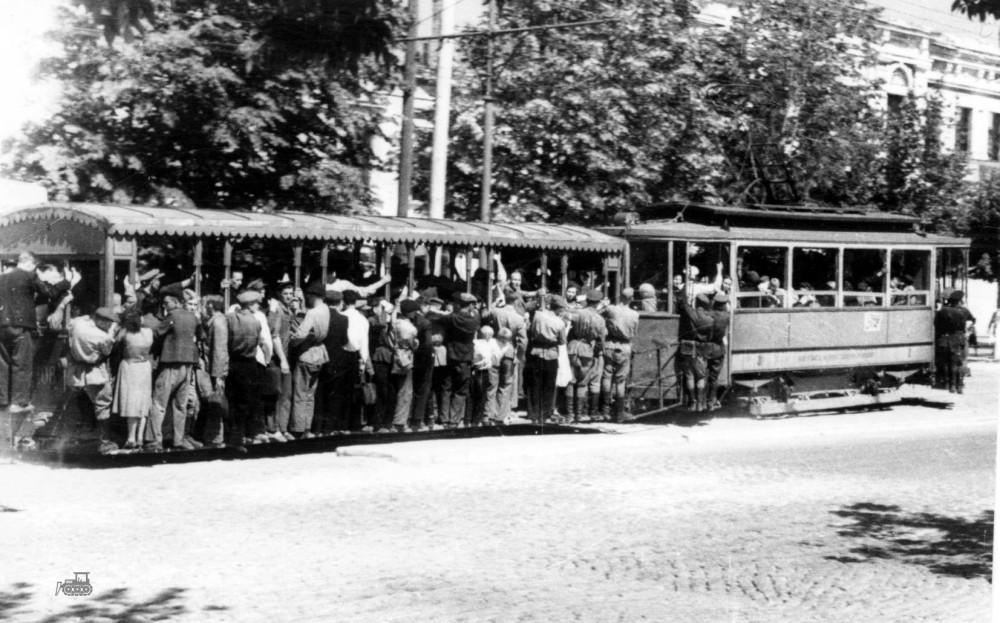 Кишинёв 1940-е