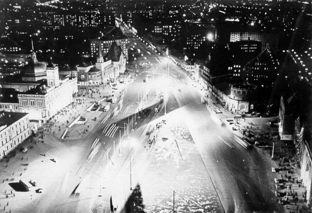 Каланчёвка 1964