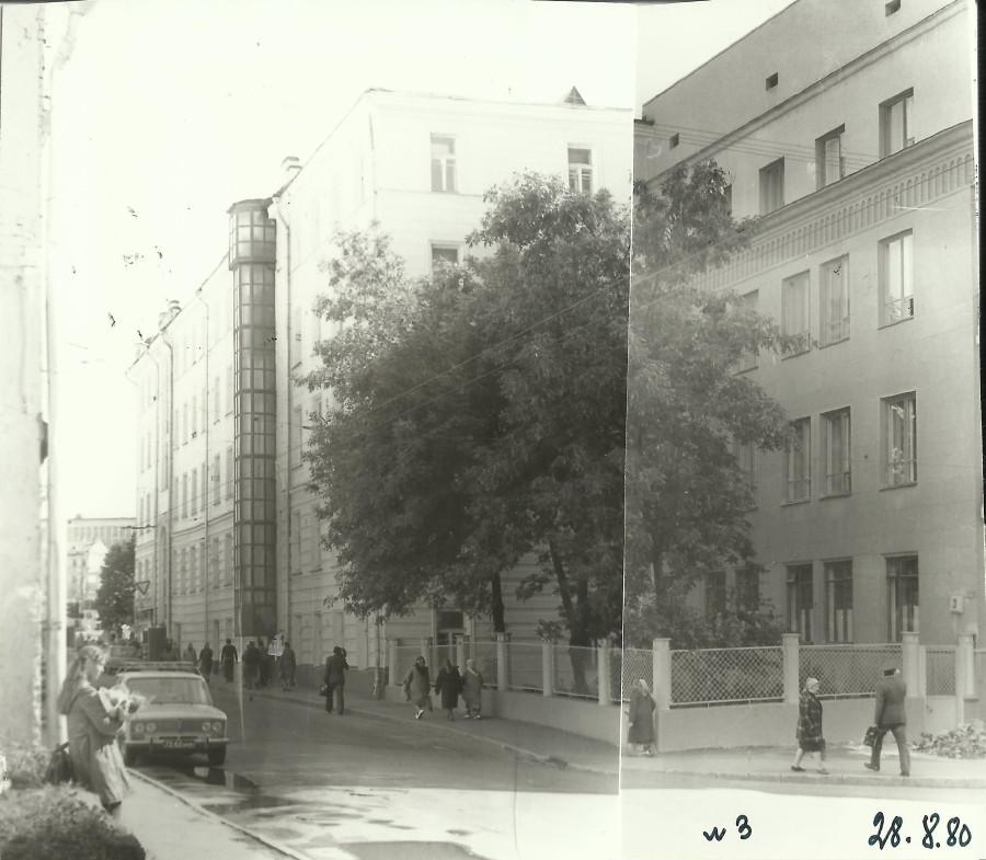 Землетрясение в Москве