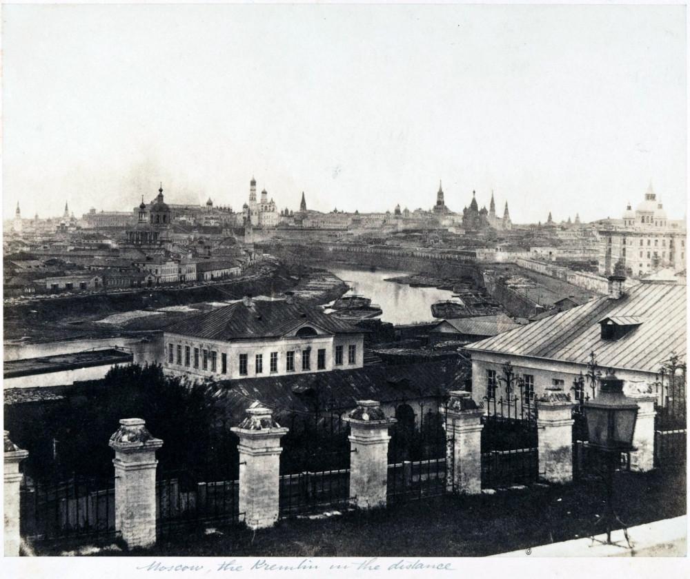 1а. 85870 Вид на Кремль от  Швивой горки(1)