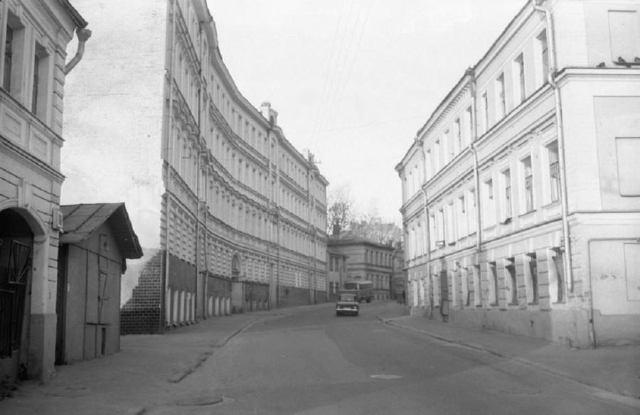 Фотография из архива Владимира Александровича Карлова сер. 80-х