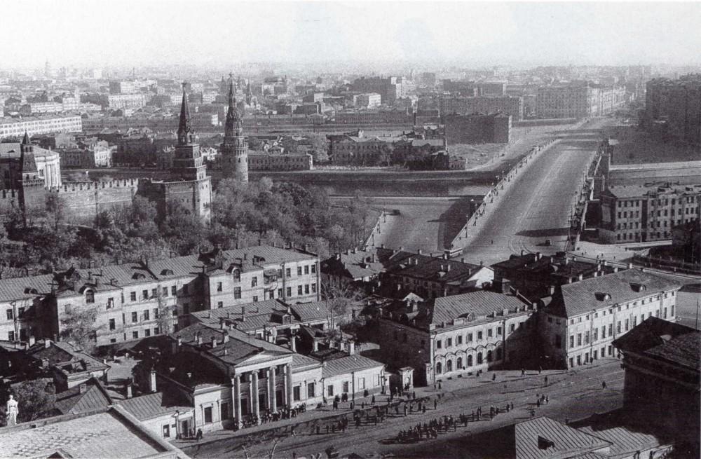 1507 Кремль и Большой Каменный мост Борис Игнатович