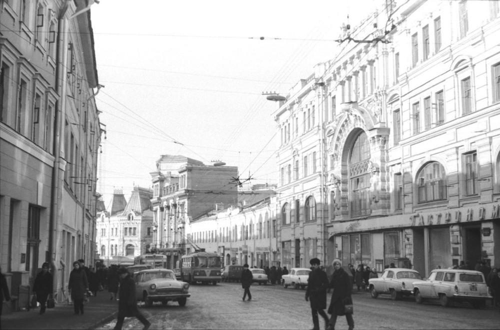 Кузецкий мост 70-е