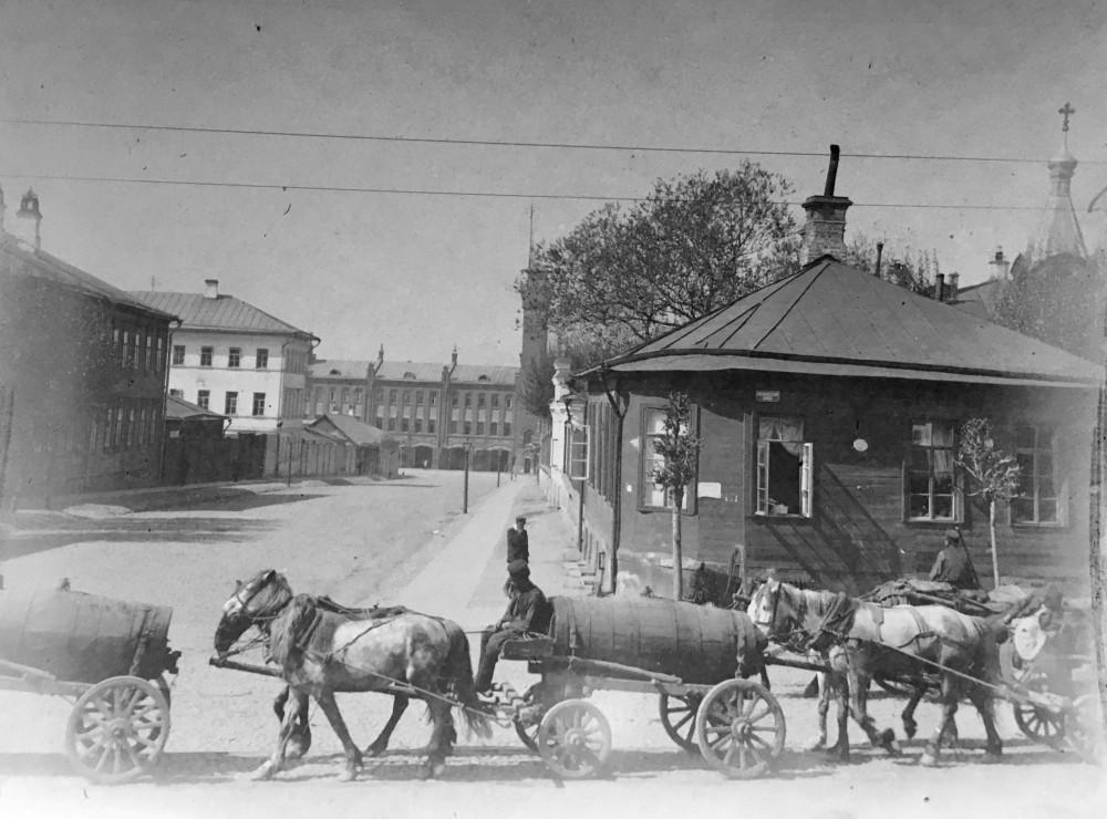 419601 Воронцовский переулок