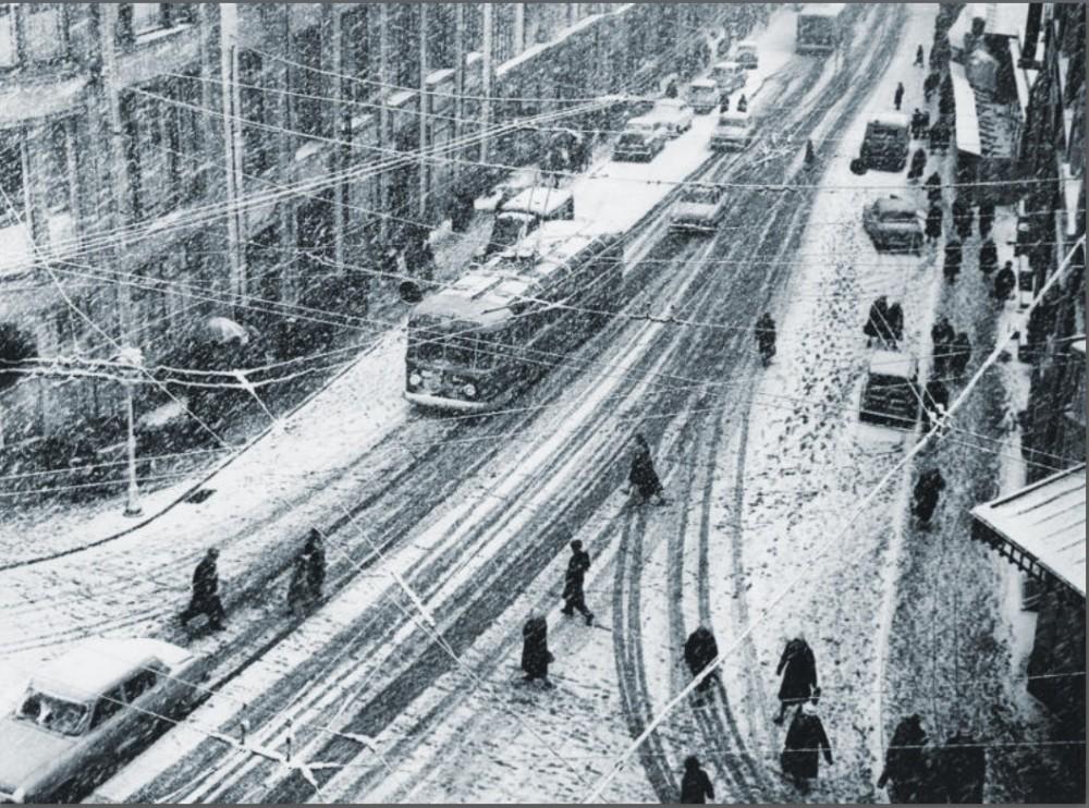 110255 Снегопад на Кузнецком мосту