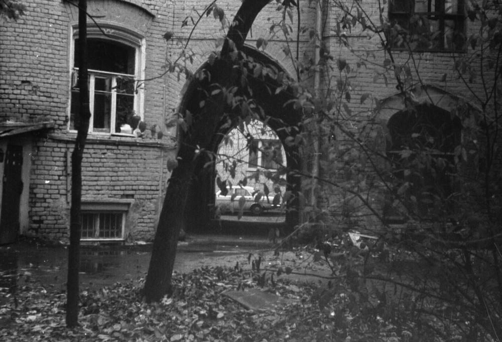 48918 Арка в Нащокинском переулке