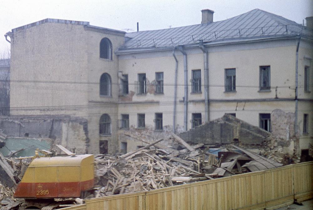1039554 Кропоткинская улица