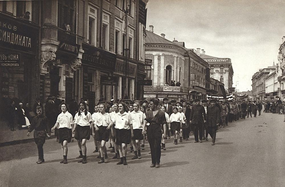 60491 Тверская, угол с Леонтьевским пер