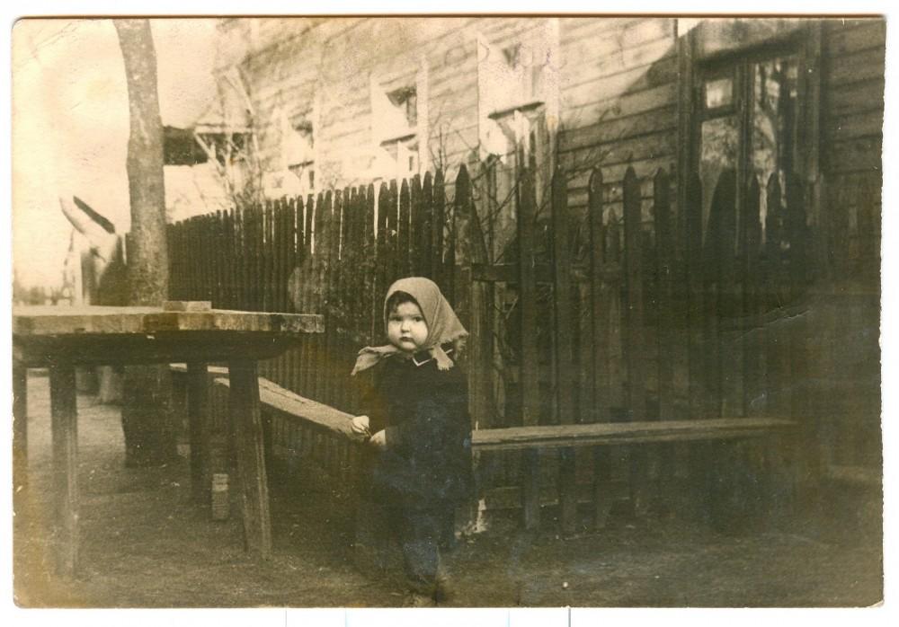 171146 Двор на Палихе 1963