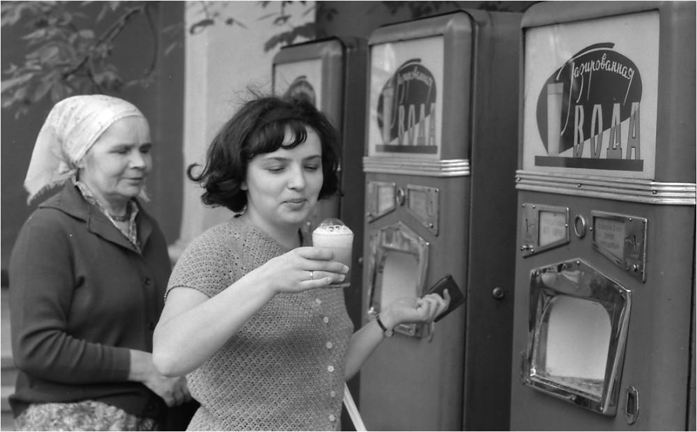 Москва, ВДНХ. 29.05.1966.