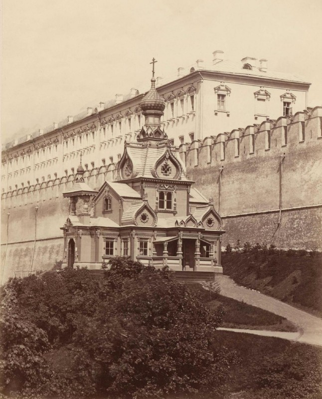 291 1872 Отдел сельского домоводства. Церковь. Политехническая выставка 1872 г_thumb