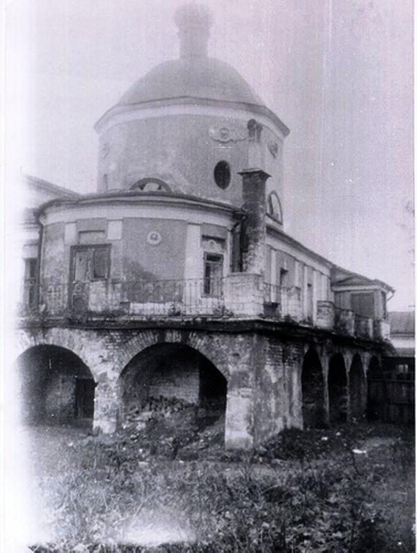 90918 Церковь Смоленской иконы Богоматери при усадьбе Хитрово нач. 20-х