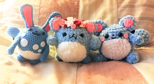 Three Mouseketeers: Part 2!