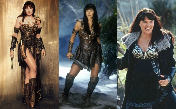 Ontd original a look back xena warrior princess oh no they didnt xena went through 3 major costume changes throughout her history and 2 costume designers ngila dickson was in charge of designing costumes for the first 4 solutioingenieria Choice Image