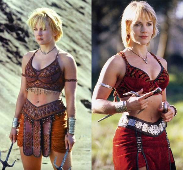 Ontd original a look back xena warrior princess oh no they didnt gabrielle went through more major costume changes then xena did throughout the shows duration the character started out as an country girl aspiring to be a solutioingenieria Gallery