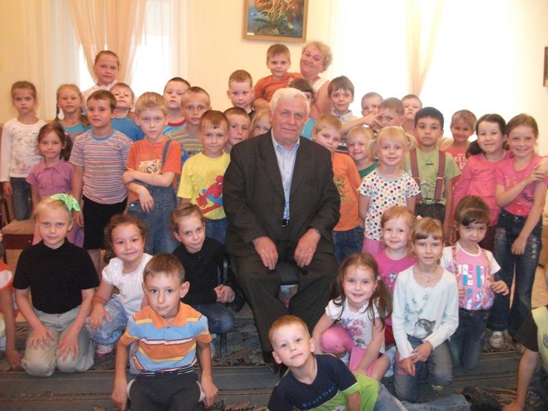 Тимин и дети