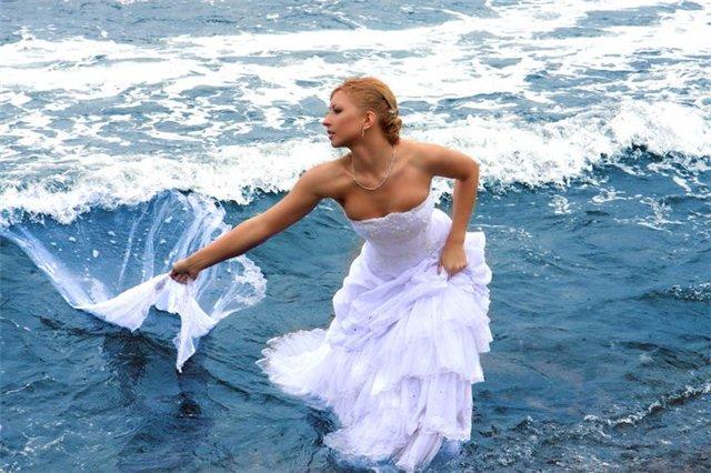 Море невеста