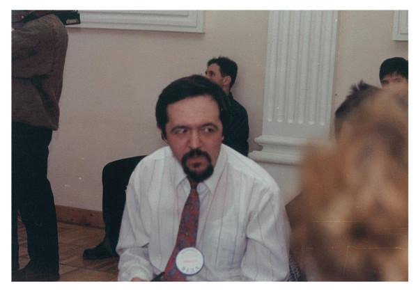 Alexander Ivanov, KaC-1998