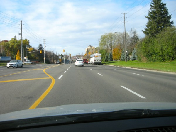 9. Steeles Ave West