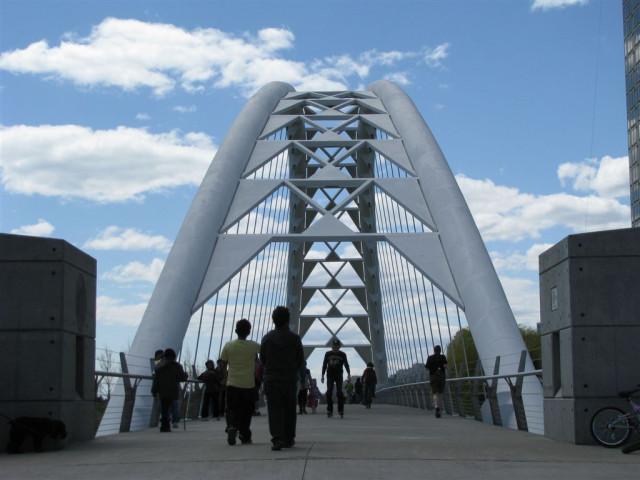 Мост через реку Хамбер
