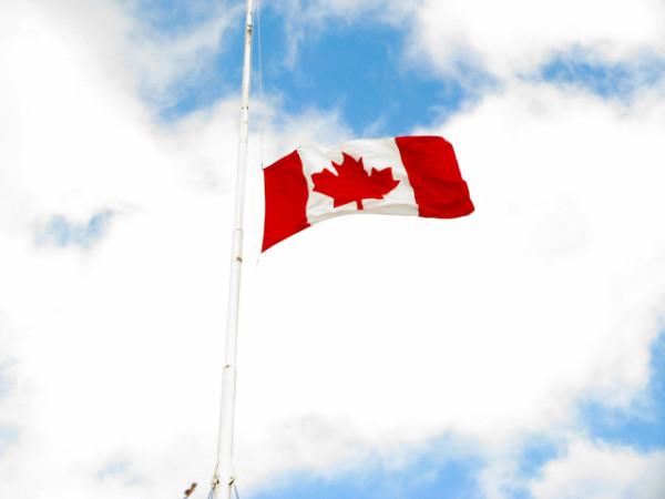 37. Флаг Канады
