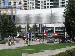 Toronto. Mal Lastman Square
