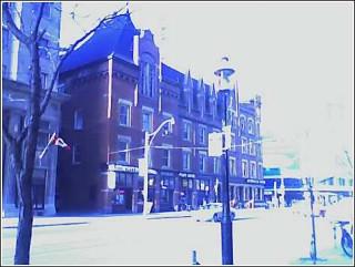 Yonge and College corner
