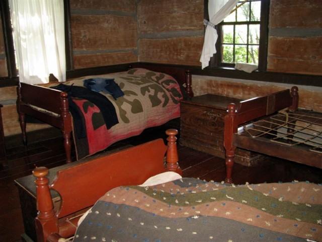 Спальня для мальчишек.