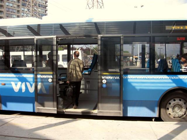 Автобус Viva Transit