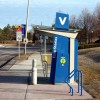 Viva bus stop